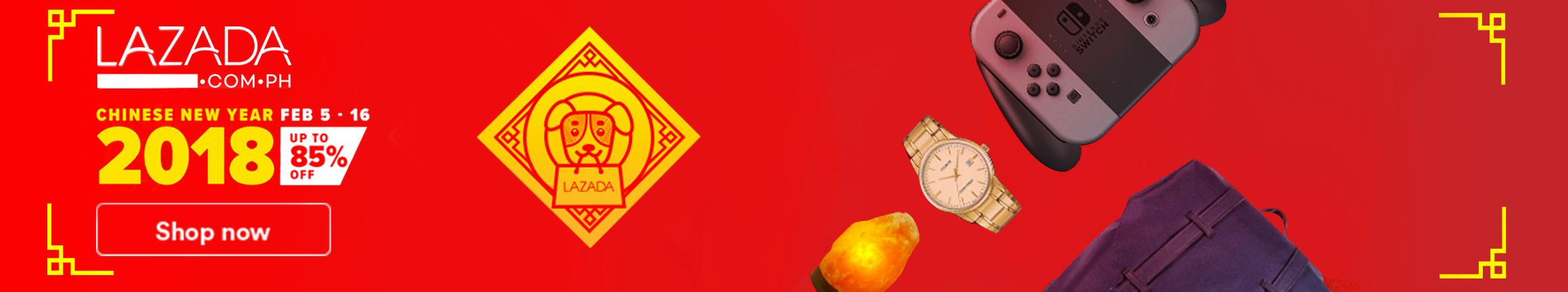 CNY Special – Upto 85% off